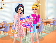 Princesses Hot Date Fun