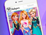 Princesses Instagram Rivals