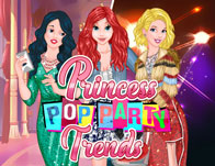 Princesses Pop Party Trends