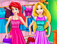 Princesses Shopping Day