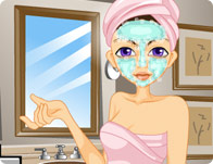 Private Eye Girl Makeover