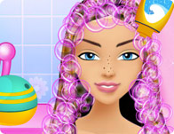 Professional Makeup Glittery Pink