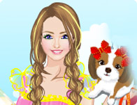 Puppy Lover Dress Up