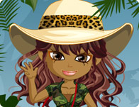 Rain Forest Dress Up