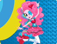 Rainbow Rocks Pinkie Pie