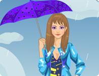 Rainy Spring Style