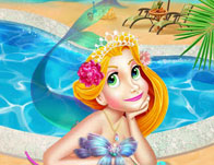 Rapunzel Sweet Vacation