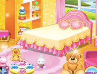 Realistic Baby Room Girl Games