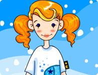 Redhead Beach Doll
