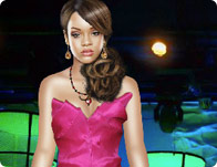 Rihanna Fashion Show Dress Up