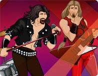 Rockband Dressup