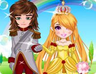 Romance Princess Dressup
