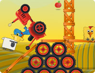 Rush Tractor Race