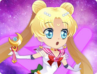 Sailor Moon Dress Up