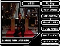Scarface Soundboard