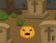 Scary Halloween House Escape
