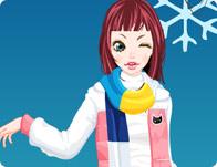 Ski Dress Up