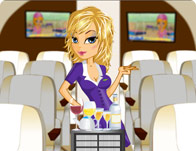 Sky High Stewardess