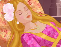 Sleeping Beauty Scene