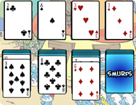 Smurfs Solitaire