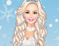 Snow Princess Dressup