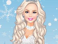 Snow Princess Dressup