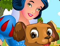 Snow White Puppy Care