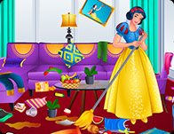 Snow White's Messy Room