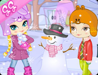 Click Here to Play Snowman Adventure!