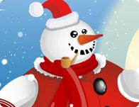 Snowman Show Dressup