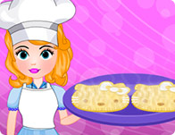 Sofia Hello Kitty Apple Pies