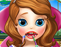 Sofia the First at the Dentist
