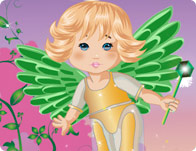 Sparkle Fairy Dress Up