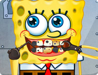Spongebob Tooth Problems