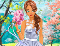 Spring Bloom Bride