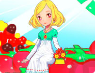 Strawberry Gal Dress Up
