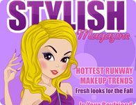 Stylish Cover Girl