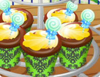 Stylish Cupcakes Decorating