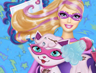 Barbie Charm School Games for Kids and Girls