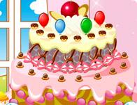 Birthday Cake Chef Girl Games