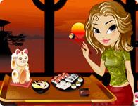 Sushi Master tile