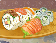 Click Here to Play Sushi Style!