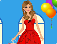 Sweet 16 Party Dressup