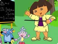 Teacher Dora Dress Up