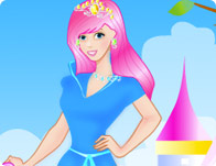 The Most Beautiful Princess Dress Up