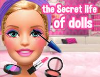 The secret life of dolls