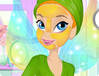 Tinkerbell's Princess Makeover