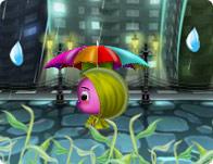 Toto in the Rain