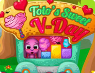 Toto's Sweet V-Day