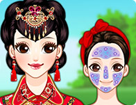 Traditional Chinese Wedding Makeover